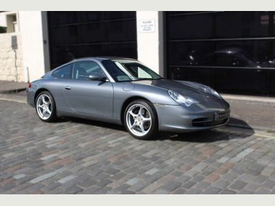 PORSCHE 911 Coupe 3.6 996 Carrera 2 2dr