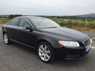 Volvo S80 Saloon 2.4 D5 SE Sport Geartronic 4dr