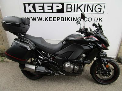 Kawasaki Versys 1000 Adventure ABS Grand Tourer