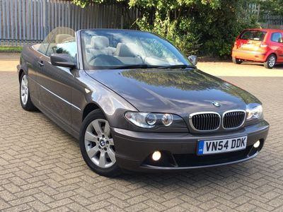 BMW 3 Series Convertible 2.2 320Ci SE 2dr