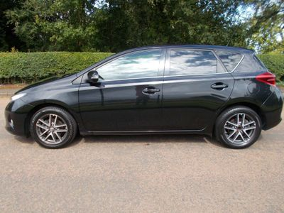 Toyota Auris Hatchback 1.6 V-Matic Icon+ 5dr