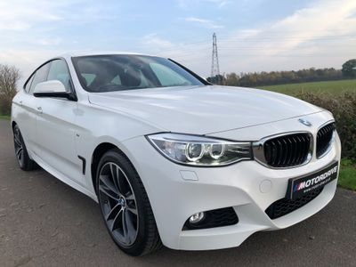 BMW 3 Series Gran Turismo Hatchback 2.0 320d M Sport GT Auto xDrive (s/s) 5dr