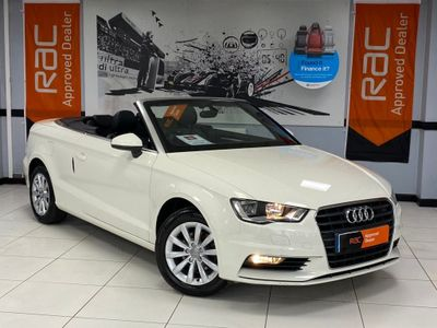 Audi A3 Cabriolet Convertible 1.4 TFSI CoD SE Cabriolet S Tronic 2dr