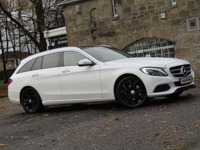 Mercedes-Benz C Class Estate 2.1 C220d Sport (Premium) G-Tronic+ (s/s) 5dr