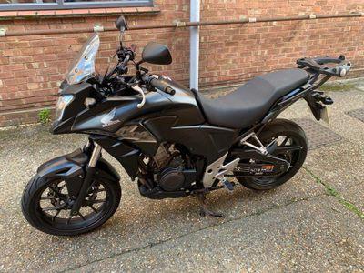 Honda CB500 Adventure 500 XA