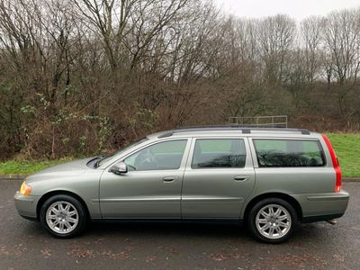 Volvo V70 Estate 2.4 D S Geartronic 5dr