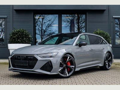 Audi RS6 Avant Estate 4.0 TFSI V8 Launch Edition Avant Tiptronic quattro (s/s) 5dr