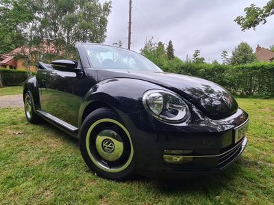 Volkswagen Beetle Convertible 1.2 TSI BlueMotion Tech Design Cabriolet (s/s) 2dr