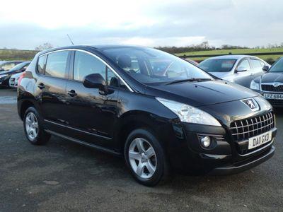 Peugeot 3008 SUV 1.6 HDi FAP SR 5dr