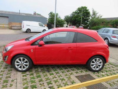 Vauxhall Corsa Hatchback 1.2 i VVT 16v Excite 3dr
