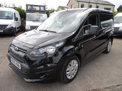 Ford Transit Connect Other 1.6 TDCi 220 Trend Crewcab L1 6dr (5 Seat)