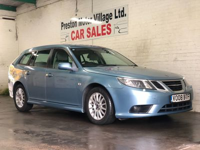 Saab 9-3 Estate 1.9 TiD Linear SE SportWagon 5dr