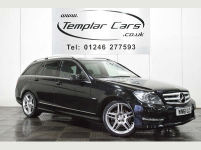 Mercedes-Benz C Class Estate 2.1 C200 CDI BlueEFFICIENCY Sport Edition Edition 125 G-Tronic 5dr