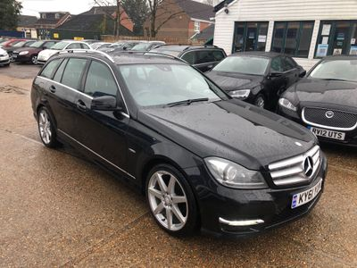 Mercedes-Benz C Class Estate 1.8 C250 BlueEFFICIENCY Sport Edition Edition 125 G-Tronic 5dr