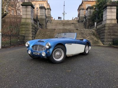 Austin Healey Unlisted