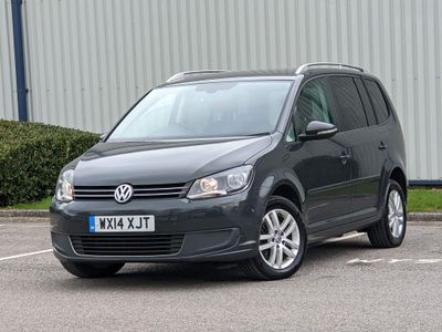 Volkswagen Touran MPV 2.0 TDI BlueMotion SE 5dr (7 Seats)