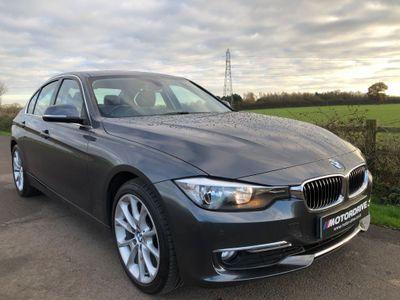 BMW 3 Series Saloon 2.0 318d Luxury 4dr