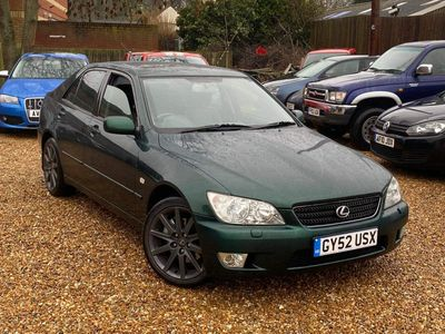 Lexus IS 300 Saloon 3.0 4dr