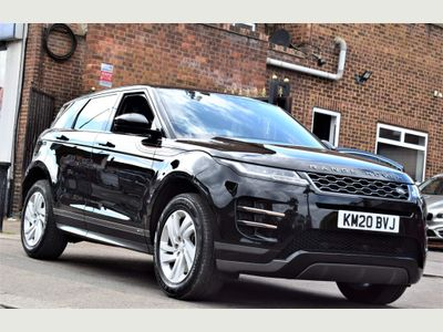 Land Rover Range Rover Evoque SUV 2.0 D180 MHEV R-Dynamic S Auto 4WD (s/s) 5dr