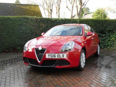 Alfa Romeo Giulietta Hatchback 1.4 TB Giulietta (s/s) 5dr