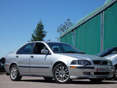 Volvo S40 Saloon 1.8 Sport Classic 4dr