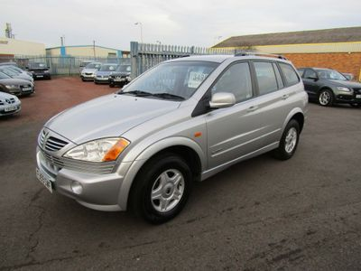 SsangYong Kyron SUV 2.0 TD SE 5dr