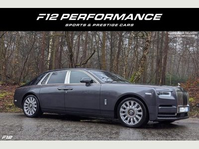 Rolls-Royce Phantom Other 6.7 V12 Auto 4dr