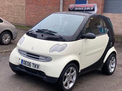 Smart fortwo Hatchback 0.7 City Pulse 3dr
