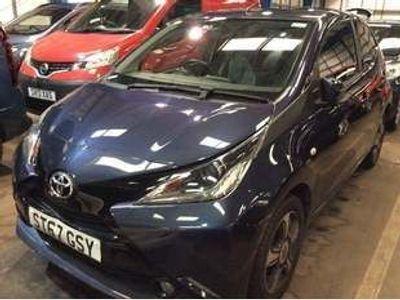 Toyota AYGO Hatchback 1.0 VVT-i x-clusiv3 x-shift 5dr
