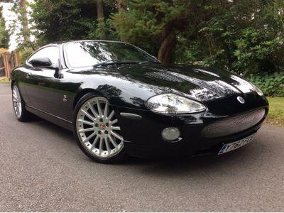 Jaguar XKR Coupe 4.0 Supercharged 2dr