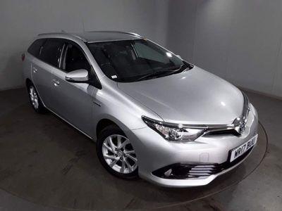 Toyota Auris Estate 1.8 VVT-h Icon Touring Sports CVT (s/s) 5dr (Safety Sense)