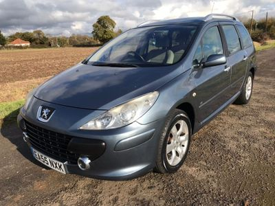 Peugeot 307 SW Estate 2.0 16v SE 5dr