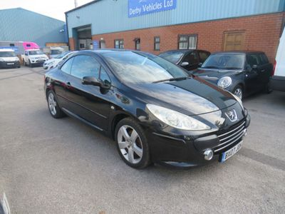 Peugeot 307 CC Convertible 2.0 HDi Sport 2dr