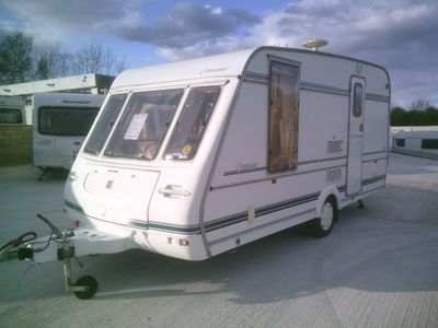Compass Connoisseur Tourer GREAT STARTER VAN