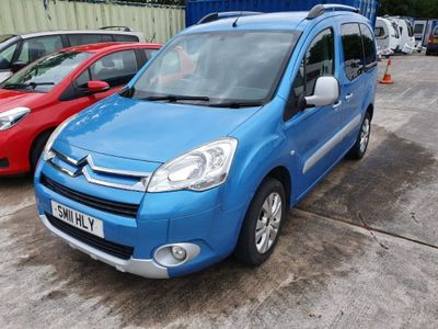 Citroen Berlingo MPV 1.6 TD Plus Multispace Special Edition Estate 5dr