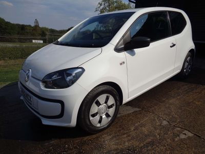Volkswagen up! Hatchback 1.0 Take up! 3dr