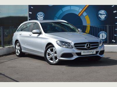 Mercedes-Benz C Class Estate 2.1 C220d SE Executive Edition 7G-Tronic+ (s/s) 5dr