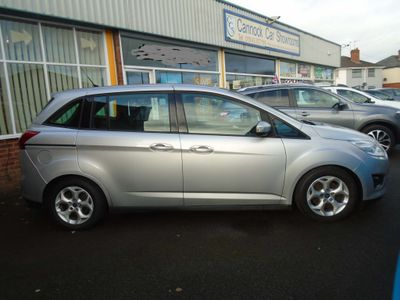 Ford Grand C-Max MPV 2.0 TDCi Zetec Powershift 5dr (7 Seats)