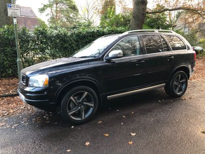 Volvo XC90 SUV 2.4 D5 R-Design Nav Geartronic AWD 5dr