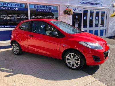 Mazda Mazda2 Hatchback 1.3 TS 3dr (a/c)