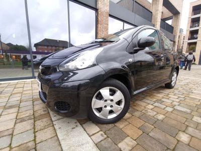 Toyota AYGO Hatchback 1.0 Black Multimode 5dr (a/c)