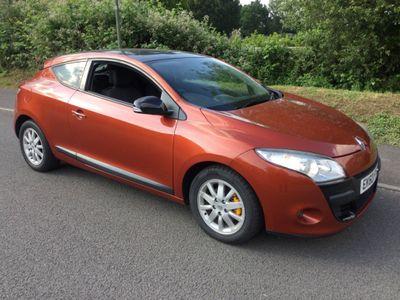 Renault Megane Coupe 1.6 16V Expression 3dr
