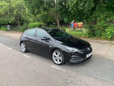 Vauxhall Astra Hatchback 1.6 CDTi ecoTEC BlueInjection SRi VX Line Nav 5dr