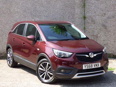 Vauxhall Crossland X SUV 1.2 Elite 5dr