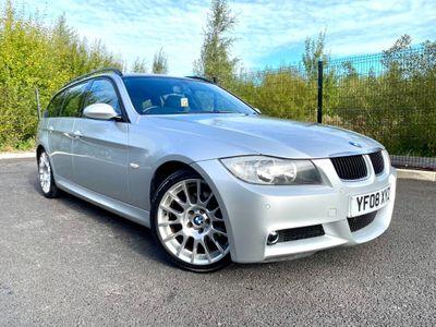 BMW 3 Series Estate 2.0 320d Edition M Sport Touring 5dr