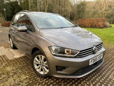 Volkswagen Golf SV MPV 1.6 TDI BlueMotion Tech SE DSG (s/s) 5dr
