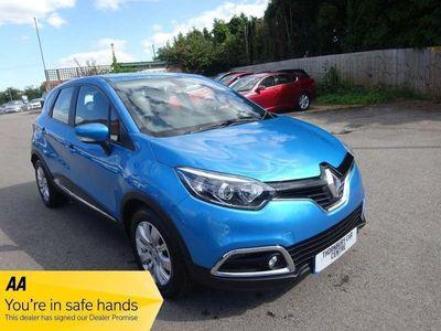 Renault Captur SUV 1.5 dCi Expression + Convenience Pack (s/s) 5dr