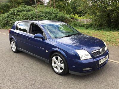 Vauxhall Signum Hatchback 2.0 DTi 16v Elegance 5dr
