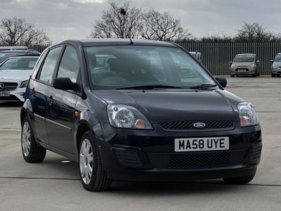 Ford Fiesta Hatchback Ford Fiesta 1.25 Style 5dr