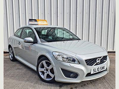 Volvo C30 Coupe 2.0D R-Design Powershift 3dr
